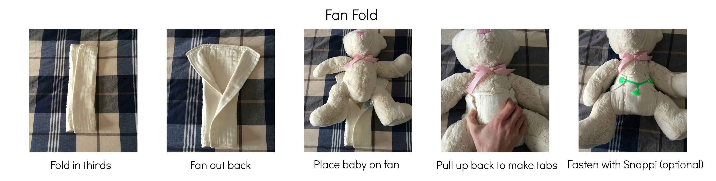 prefold-fan-fold