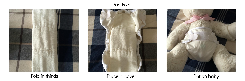 prefold-pad-fold